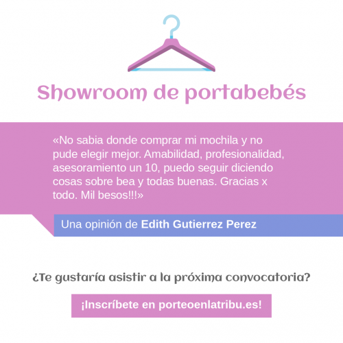 Showroom de porteo ¡Gratis!